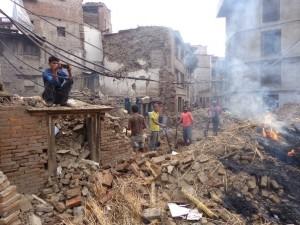 UN-Habitat, ARCADIS and KU Leuven help rebuilding effort in Nepal 1
