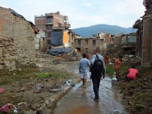 UN-Habitat, ARCADIS and KU Leuven help rebuilding effort in Nepal 2
